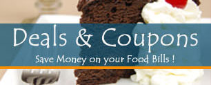 Deals & Coupons, Save money on food bills and more. Food Deals in Dubai, Meal Deals in Dubai.